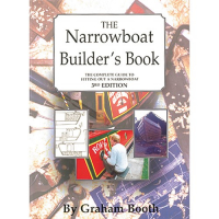 Book of the Month -  £5 off The Narrowboat Builder's Book