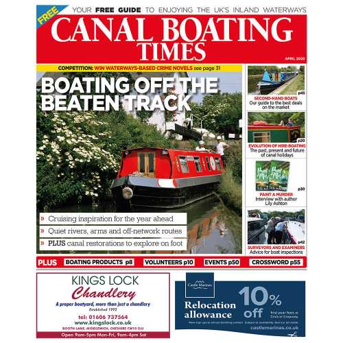Canal Boating Times Magazine