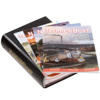 NarrowBoat Binder