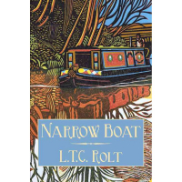 Narrow Boat by LTC Rolt