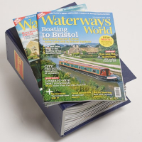 Waterways World Binder